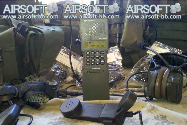Review radio PRC-152 y antena larga dummy de Z-Tactical. Hacete el Navy Seal o el Marine! PRC-152-element-ztactical