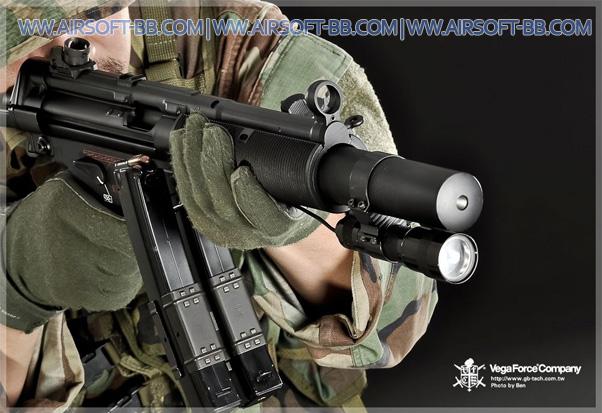 VFC: MP5 SD3 GBB y adelanto HK 417 VFC-mp5sd6-gbb